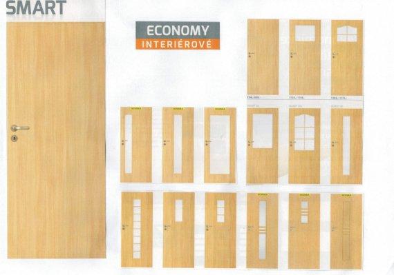 Interiérové dveře Ekonomik